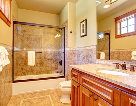 One Day Bathroom Remodel